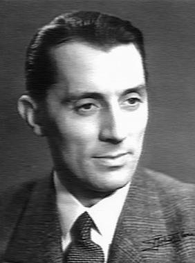 Frédéric Joliot Curie (1900-1958)
