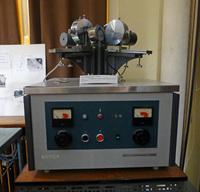 Installation de rayons X Philips (Méthode Debye-Scherrer)