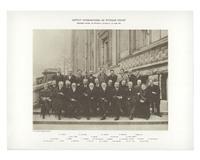 Troisième Conseil de physique Solvay, photographie de groupe