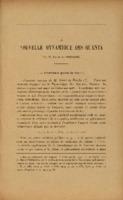 Extrait de De BROGLIE Louis, « La Nouvelle dynamique des quanta&nbsp;» dans Institut international de physique Solvay (1928). <em>Electrons et photons: rapports et discussions du cinquième Conseil de physique tenu à Bruxelles du 24 au 29 octobre 1927.</em> Paris: Gauthier-Villars et cie.