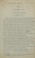 RUTHERFORD Ernest, « Report on the Structure of the Atom », rapport proposé pour le troisième Conseil de physique Solvay