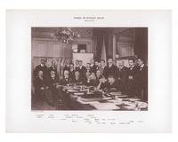 Premier Conseil de physique Solvay, photographie de groupe