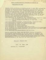 LIEB Hans, « Copie du Certificat de l'Institut de Médecine de l'Université de Graz » (Séjour de recherche d'Alice Lacourt)